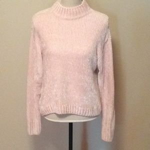 Sanctuary peach sweater